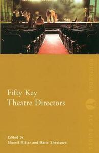 Fifty Key Theatre Directors - cover