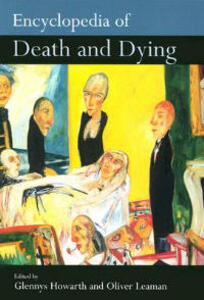 Encyclopedia of Death and Dying - cover