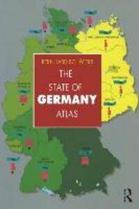 The State of Germany Atlas - Bernhard Schafers - cover
