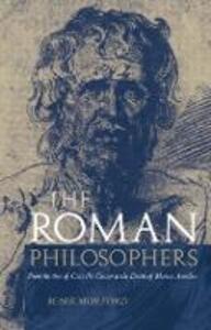 Roman Philosophers - Mark Morford - cover