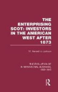 Enterprisng Scot:Inv Americ V3 - cover