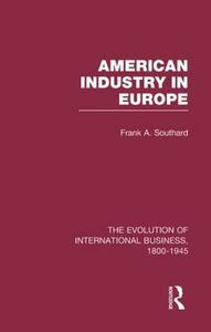 American Industry Europe    V6 - cover