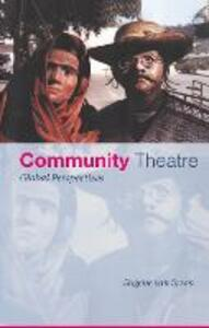 Community Theatre: Global Perspectives - Eugene Van Erven - cover