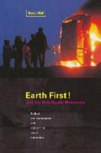 Earth First:Anti-Road Movement - Derek Wall - cover