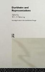 Durkheim and Representations - cover