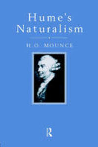 Hume's Naturalism - Howard Mounce - cover