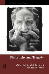Philosophy and Tragedy - cover
