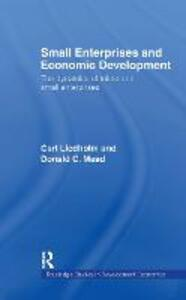 Small Enterprises and Economic Development: The Dynamics of Micro and Small Enterprises - Carl Liedholm,Donald C. Mead - cover