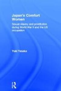 Japan's Comfort Women - Yuki Tanaka - cover