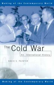 The Cold War: An International History - David Painter - cover