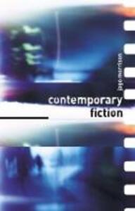 Contemporary Fiction - Jago Morrison - cover