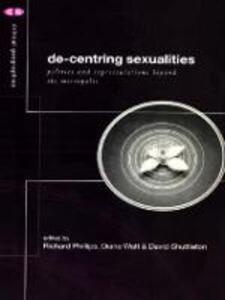 De-Centering Sexualities - cover
