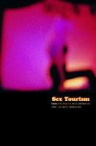 Sex Tourism: Marginal People and Liminalities - Michael C. Hall,Chris Ryan - cover