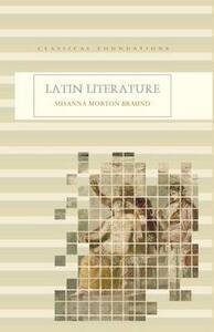 Latin Literature - Susana Morton Braund - cover