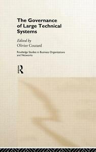 The Governance of Large Technical Systems - cover