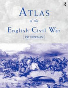 Atlas of the English Civil War - P.R. Newman - cover