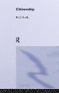 Citizenship - Keith Faulks - cover