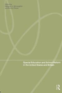 Special Education and School Reform in the United States and Britain - cover