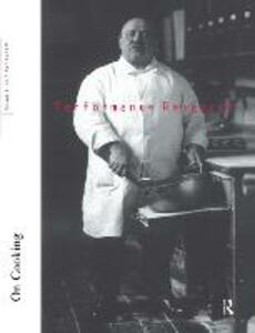Performance Research: On Cooking - cover