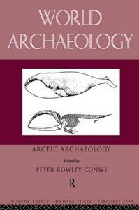 Arctic Archaeology - cover