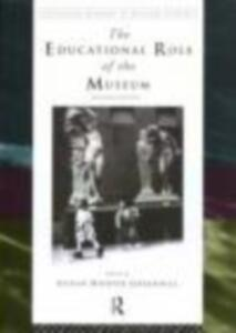 The Educational Role of the Museum - cover