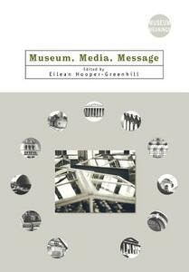Museum, Media, Message - cover
