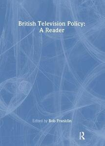 British Television Policy: A Reader - cover
