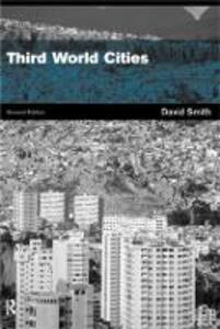 Third World Cities - David W. Drakakis-Smith - cover