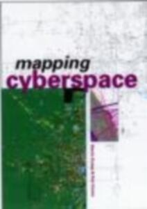 Mapping Cyberspace - Martin Dodge,Rob Kitchin - cover