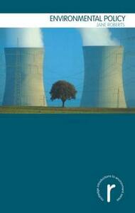 Environmental Policy - Jane Roberts - cover