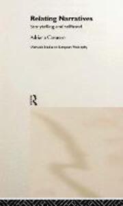 Relating Narratives: Storytelling and Selfhood - Adriana Cavarero - cover