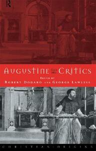 Augustine and his Critics - cover