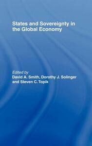 States and Sovereignty in the Global Economy - cover