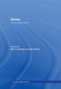 Gender: A Sociological Reader - Stevi Jackson,Sue Scott - cover