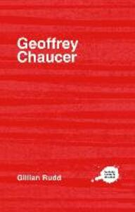 Geoffrey Chaucer - G. A. Rudd - cover