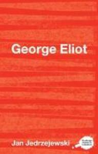 George Eliot - Jan Jedrzejewski - cover