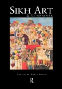Sikh Art and Literature - cover