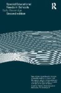 Special Educational Needs in Schools - Sally Beveridge - cover