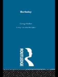 Berkeley-Arg Philosophers - George Pitcher - cover
