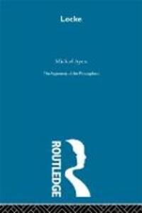 Locke-Arg Philosophers - Michael Ayers - cover