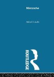 Nietzsche: The Arguments of the Philosophers - Richard Schacht - cover