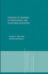Transfer of Learning in Professional and Vocational Education: Handbook for Social Work Trainers - cover