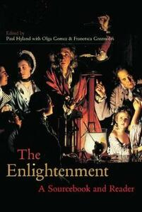 The Enlightenment: A Sourcebook and Reader - cover