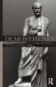 Demosthenes: Statesman and Orator - cover