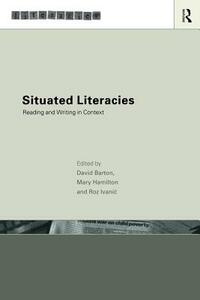 Situated Literacies: Theorising Reading and Writing in Context - cover