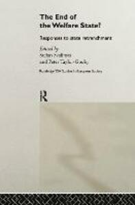 The End of the Welfare State?: Responses to State Retrenchment - cover