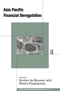 Asia-Pacific Financial Deregulation - cover