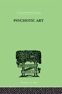 Psychotic Art - Francis Reitman - cover