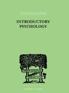 Introductory Psychology: AN APPROACH FOR SOCIAL WORKERS - D. R. Price-Williams - cover