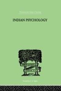 Indian Psychology Perception - Jadunath Sinha - cover